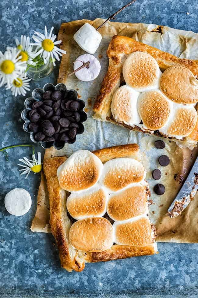 S'mores Tart Recipe