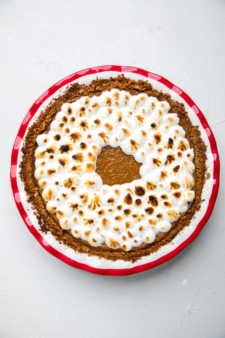 Dairy Free Sweet Potato Pie