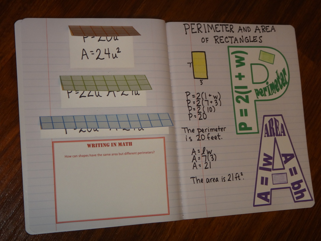 Category Interactive Notebook