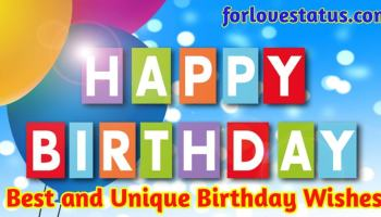 happy birthday status images