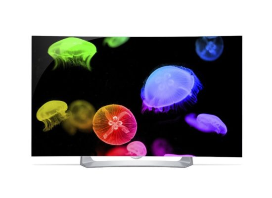 LG Electronics 55EG9100 55-Inch 1080p Curved Smart OLED TV