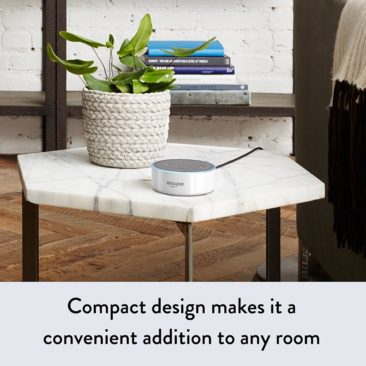 Compact Design Makes It A Convenient Addition To Any Room
