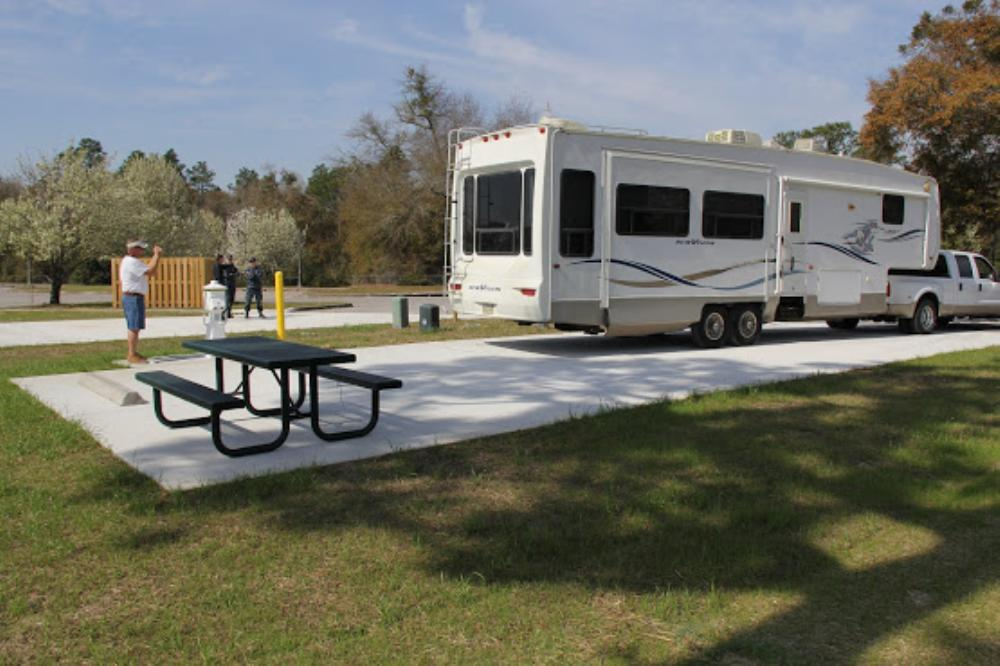 tiki house rv park pensacola beach 2