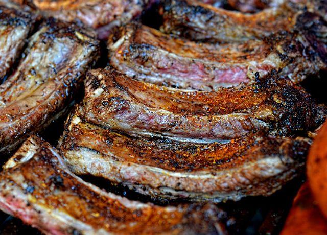 Costillitas de Cerdo