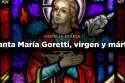 [Homilía Diaria] Santa María Goretti, virgen y mártir