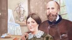 Matrimonio Santo: Celia Guérin y Luis Martin