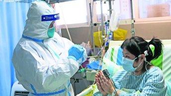 Indulgencia plenaria a enfermos de coronavirus, médicos y familiares