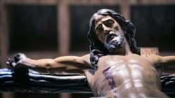 ¡Oh admirable poder de la cruz!¡Oh inefable gloria de la pasión!