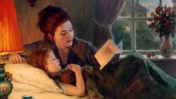 Las bibliotecas familiaresy la formación intelectual de los niños