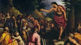San Juan Bautista y el adviento