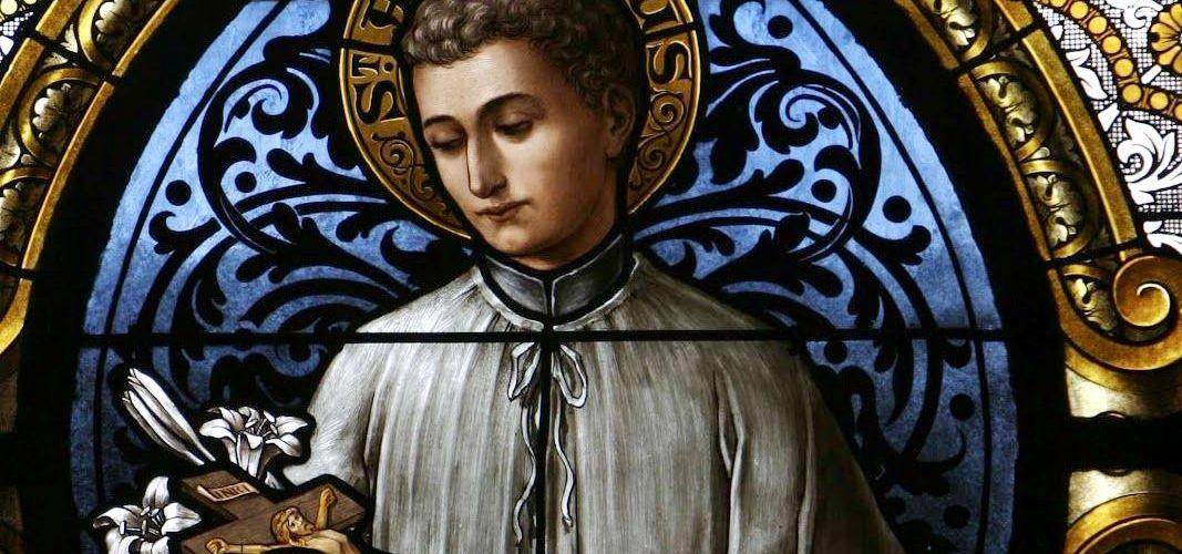El altísimo grado de santidad de San Luis Gonzaga
