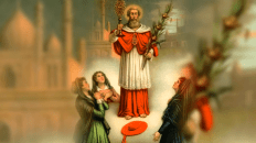 San Ramón, patrono de las embarazadas