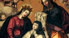 San José y Santa Teresa de Jesús