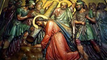 Meditación del Vía Crucis