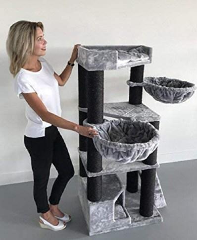 Altura ideal para un rascador