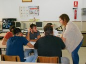 Alumnos de CES Málaga