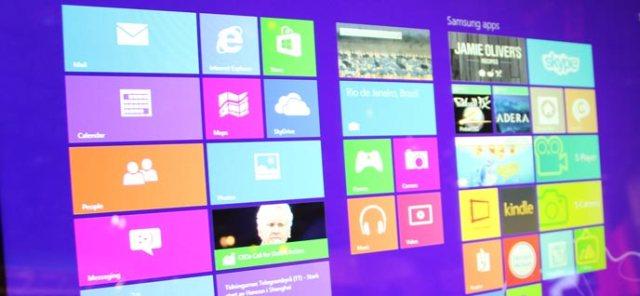 Curso de Windows 8