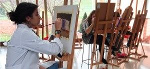 Cómo pintar al Óleo