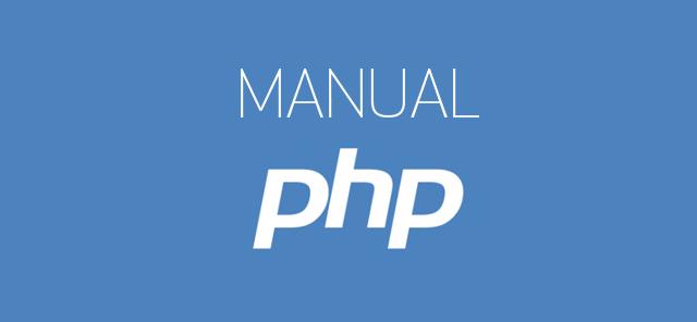 Manual PHP PDF gratis