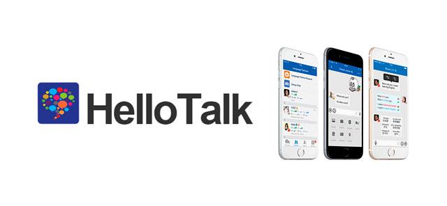 Hello Talk, el WhatsApp para aprender idiomas