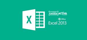 Curso Excel 2013 Gratis Online: Intermedio Alto