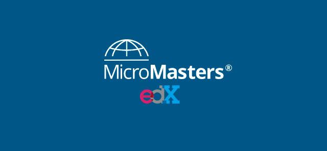 Micromasters de EdX con Créditos Convalidables para la Universidad