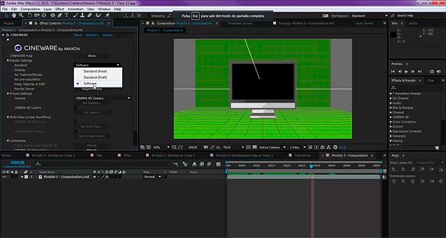 En el curso de After Effects aprenderás a crear tu propio reel de presentación