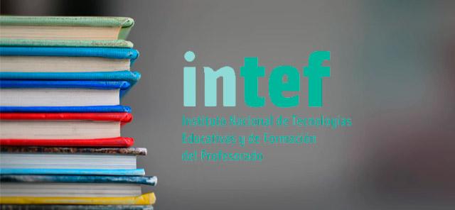 Cursos para Profesores Gratis de INTEF - Convocatoria 2019