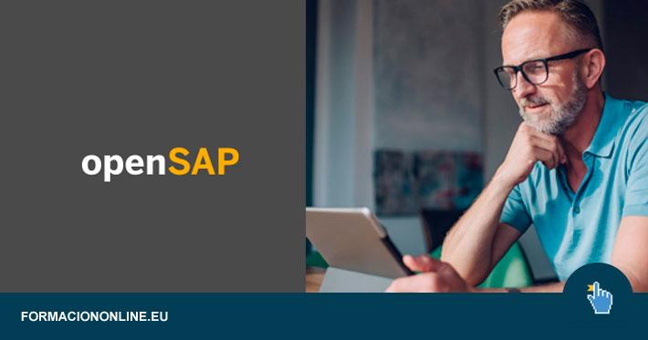 Cursos de SAP gratuitos con openSAP