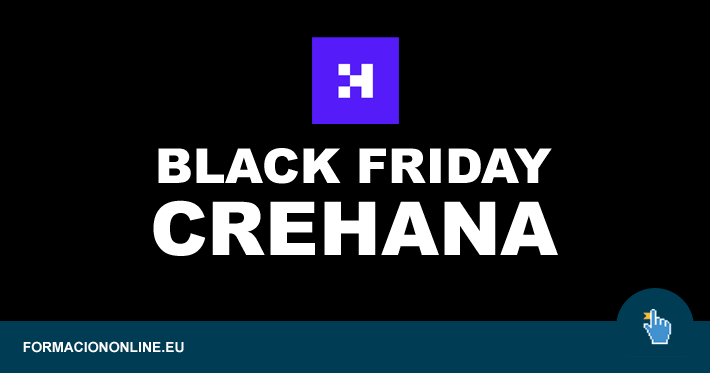 Black Friday en Cursos Crehana 2020