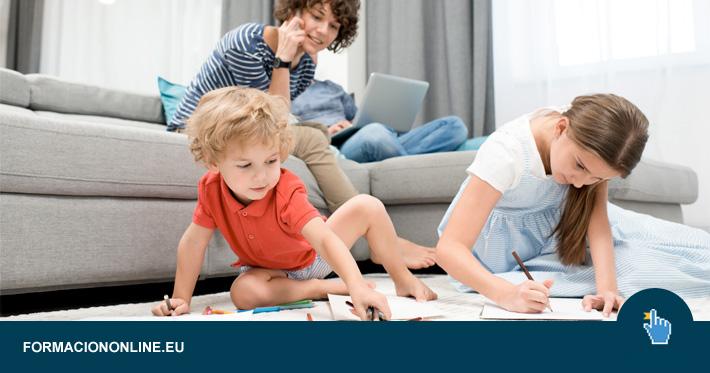 Curso gratis para balancear familia y trabajo