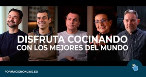 Talent Class: clases de cocina online con grandes chefs de estrellas Michelin