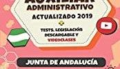 temarios auxiliar administrativo junta de andalucia
