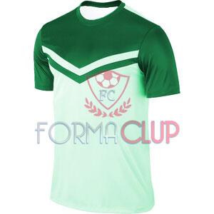 Z Victory II Yeşil/Beyaz Kısa Kol Halı Saha Forma ve Şort(TAKIM)
