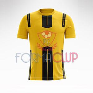 2018 Dortmund Sarı/Siyah Halı Saha Forması + Şort