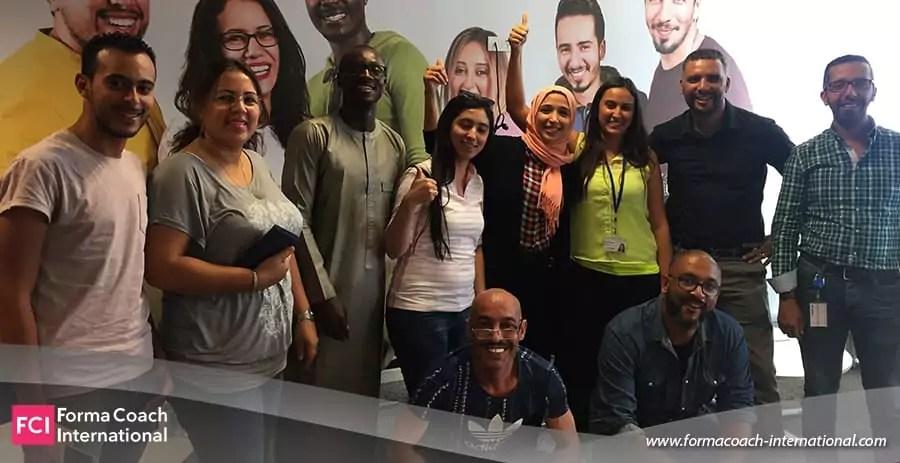 Formation en ligne Coaching Client Maroc