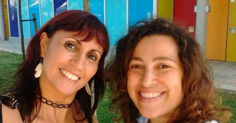 Susana-Cabeza-y-Ana-Koster-Formagesting