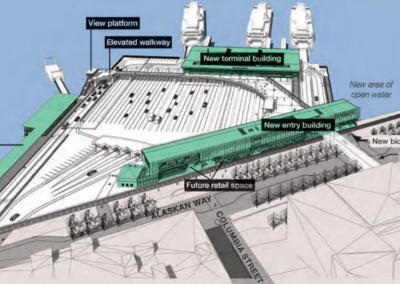 SR 519 Multimodal Terminal at Colman Dock