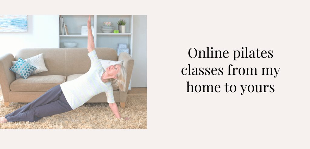 online pilates workouts at home