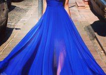 Vestido de Festa Azul 2022: + 30 modelos,  Tendências e Tonalidades