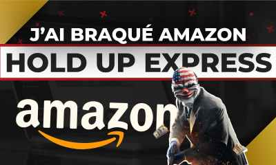 Hold up express Amazon