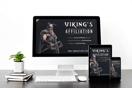 Formation en ligne vikings-affiliation
