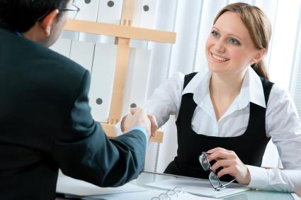 Pas de réaction émotionnellent en entretien d'embauche