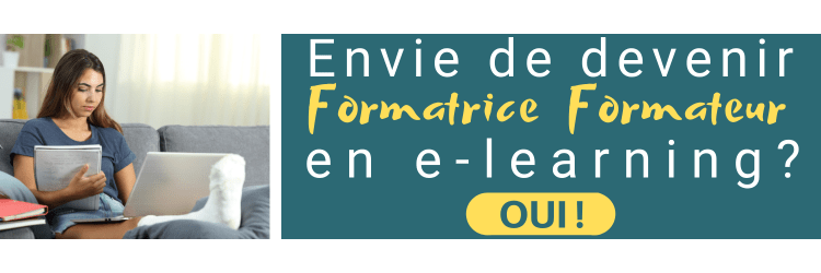 Devenez formateur ou formatrice en e-learning, blended learning ou microlearning