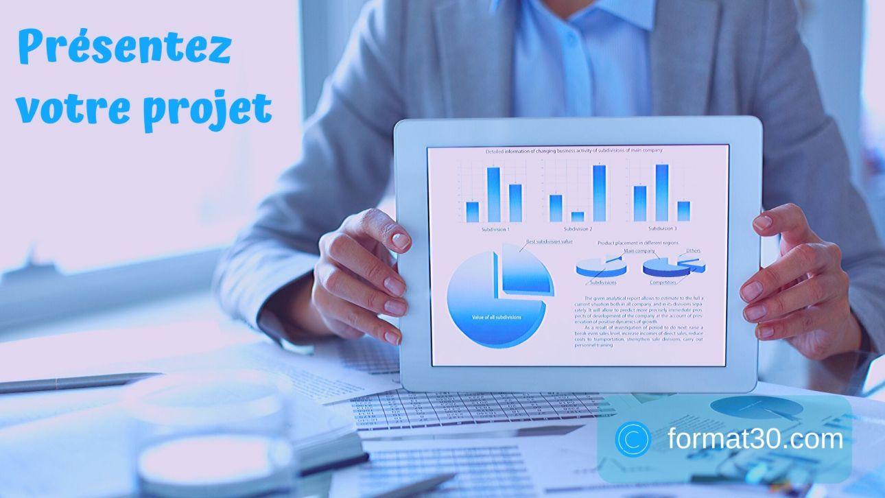 Présentez votre projet de classe virtuelle aux auxtres participants de notre formation à distance