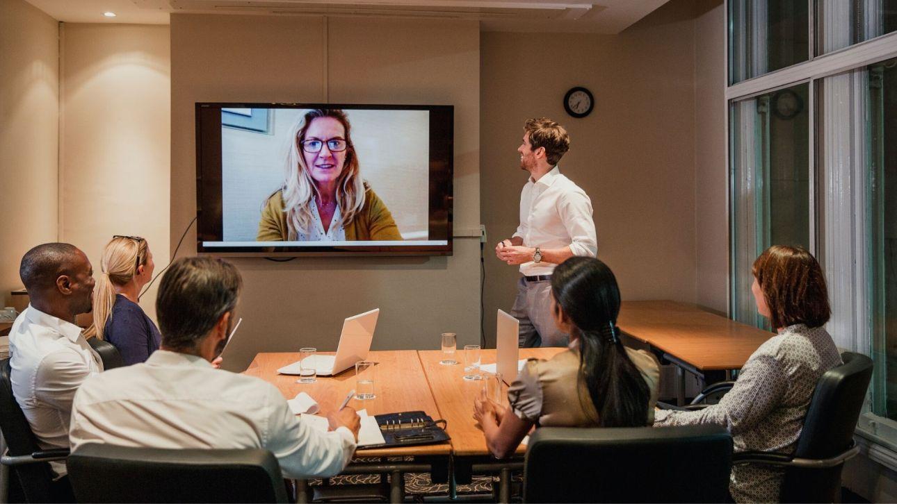 La classe virtuelle, un outil apprécié par les apprenants pour les réels échanges qu'elle permet entre participants et formateur