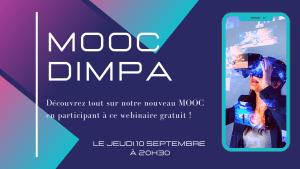 MOOC DIMPA - Webinaire gratuit pour obtenir toutes les réponses à vos questions