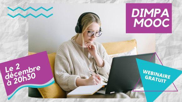 Webinaire DIMPA : tout savoir sur le MOOC et les autres dimensions du projet
