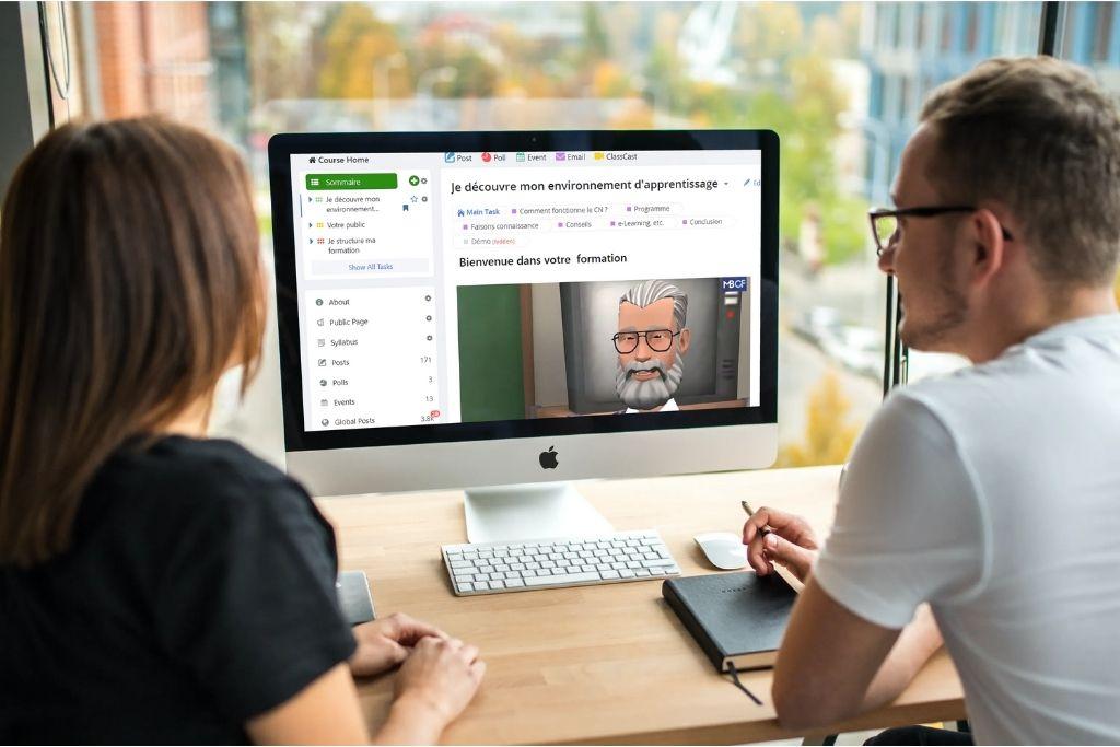 Formations de Formation 3.0 : Créez votre cours en ligne - numérisez votre formation