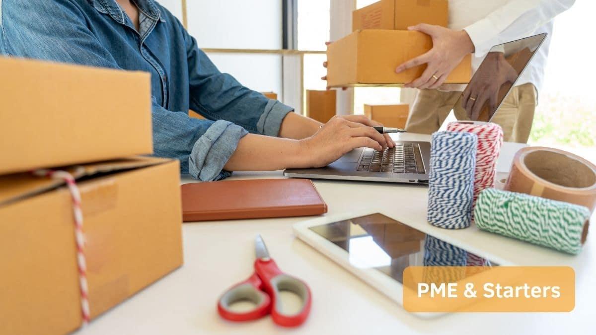 PME & Starters - cartes mentales gratuites